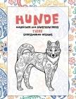 Malbücher zum günstigen Preis - Stressabbau-Designs - Tiere - Hunde Cover Image