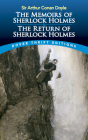 The Memoirs of Sherlock Holmes & the Return of Sherlock Holmes (Dover Thrift Editions) Cover Image