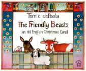 The Friendly Beasts Cover Image