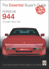Porsche 944: All models 1982 to 1991 (The Essential Buyer's Guide) Cover Image