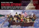 Revolution!: The Brick Chronicle of the American Revolution and the Inspiring Fight for Liberty and Equality that Shook the World Cover Image