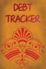 Debt Tracker: Debt Payoff Tracker Logbook Journal Planner Notebook Cover Image