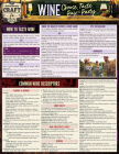 Wine - Choose, Taste, Pair & Party: A Quickstudy Laminated Reference Guide Cover Image