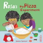 Rosa's Big Pizza Experiment Cover Image