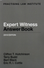 Expert Witness Answer Book Cover Image