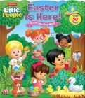 Fisher-Price Little People: Easter is Here! (Fisher Price Lift-the-Flap) Cover Image