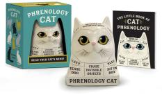 Phrenology Cat: Read Your Cat's Mind! (RP Minis) Cover Image