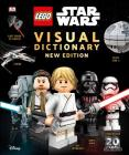 LEGO Star Wars Visual Dictionary, New Edition (Library Edition) Cover Image