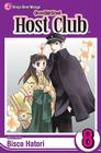 Ouran High School Host Club, Vol. 8 Cover Image