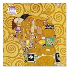 Adult Jigsaw Puzzle Gustav Klimt: Fulfilment (500 pieces): 500-piece Jigsaw Puzzles Cover Image