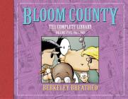 Bloom County: The Complete Library, Vol. 5: 1987-1989 Cover Image