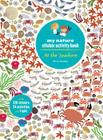 At the Seashore: My Nature Sticker Activity Book (Ages 5 and up, with 120 stickers, 24 activities and 1 quiz) Cover Image
