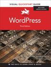 WordPress with access code: Visual QuickStart Guide (Visual QuickStart Guides) Cover Image