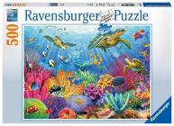 Tropical Waters 500 PC Puzzle Cover Image