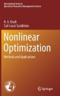 Nonlinear Optimization: Methods and Applications Cover Image