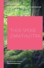 Thus Spoke Zarathustra: a philosophical novel by German philosopher Friedrich Nietzsche Cover Image
