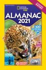 National Geographic Kids Almanac 2021 International Edition (National Geographic Almanacs) Cover Image