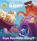 Can You Find Dory? (Disney/Pixar Finding Dory) (Lift-the-Flap) Cover Image
