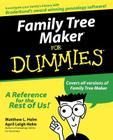 Family Tree Maker for Dummies Cover Image