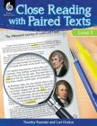 Close Reading with Paired Texts Level 5 Cover Image
