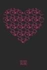 Kalender 2020: Fahrrad Jahresplaner Monatsplaner Wochenplaner Organizer Terminplaner Terminkalender I Geschenk für Fahrradfahrer Radf Cover Image