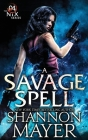 A Savage Spell Cover Image