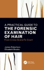 A Practical Guide to the Forensic Examination of Hair: From Crime Scene to Court Cover Image