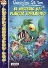 Los Cosmorratones 6. El Misterio del Planeta Sumergido Cover Image