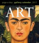 Art Page-A-Day Gallery Calendar 2017 Cover Image