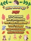 Mein Name ist Josef Ich werde der Spionage und der Färbung von Tieren und Pflanzen beschuldigt: Ein perfektes Geschenk für Ihr Kind - Zur Fokussierung Cover Image