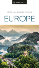 DK Eyewitness Europe (Travel Guide) Cover Image