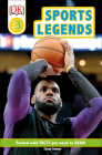 DK Readers Level 3: Sports Legends Cover Image