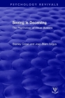 Seeing Is Deceiving: The Psychology of Visual Illusions (Psychology Revivals) Cover Image