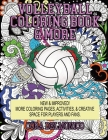 Volleyball Coloring Book & More: Coloring Pages, Activities, & Creative Space for Players & Fans Cover Image