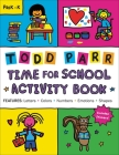 Time for School Activity Book Cover Image