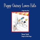 Puppy Quincy Loves Hats Cover Image