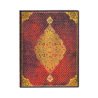 Paperblanks Golden Trefoil Ultra Lined Cover Image