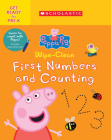 Wipe-Clean First Numbers and Counting (Peppa Pig) Cover Image