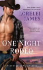 One Night Rodeo (Blacktop Cowboys Novel #4) Cover Image