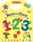 123 Lift-The-Flap (Touch and Trace) Cover Image