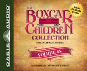 The Boxcar Children Collection Volume 48 (Library Edition): The Celebrity Cat Caper, Hidden in the Haunted School, The Election Day Dilemma Cover Image