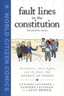 Fault Lines in the Constitution: The Graphic Novel (World Citizen Comics) Cover Image