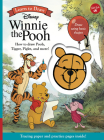 Learn to Draw Disney Winnie the Pooh: How to draw Pooh, Tigger, Piglet, and more! Cover Image