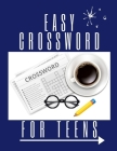 Easy Crossword For Teens: Puzzle Buffs Crosswords - The Diversity Training Activity Book, Activitiy books for kids, small word search books for Cover Image