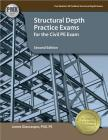 Structural Depth Practice Exams for the Civil PE Exam Cover Image