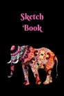 Sketch Book: Elephant; 100 sheets/200 pages; 6