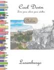 Cool Down [Color] - Livro para colorir para adultos: Luxemburgo Cover Image