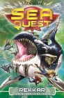 Sea Quest: Rekkar the Screeching Orca: Book 13 Cover Image