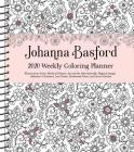 Johanna Basford 2020 Weekly Coloring  Planner Calendar Cover Image
