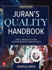 Juran's Quality Handbook: The Complete Guide to Performance Excellence, Seventh Edition Cover Image